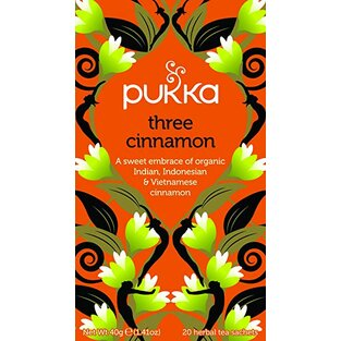 PUKKA BIO Three Cinnamon 40g
